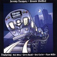 Jeremy Vasquez and Ronnie Shellist: The Shuffletones | Chicago Sessions