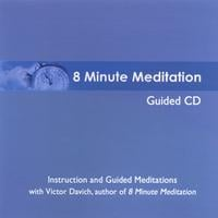 Victor Davich | 8 Minute Meditation Guided CD