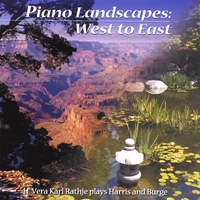 Vera Rathje | Piano Landscapes: West To East