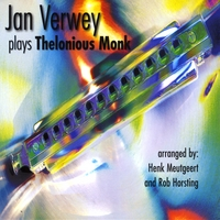 Jan Verwey | Jan Verwey Plays Thelonious Monk