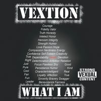 Vextion | What I Am