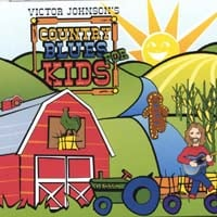 Victor Johnson | Country Blues For Kids