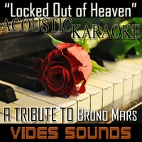 Vides Sounds | Locked Out of Heaven (Acoustic Karaoke Version)