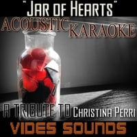 Vides Sounds | Jar of Hearts (Acoustic Karaoke Version)
