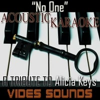 Vides Sounds | No One (Acoustic Karaoke Version)
