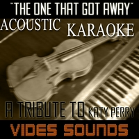 Vides Sounds | The One That Got Away (Acoustic Karaoke Version) [A Tribute To Katy Perry]