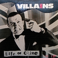 VILLAINS | Life of Crime EP