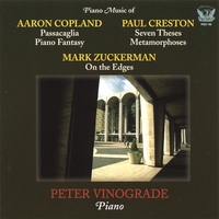 Copland, Creston / Peter Vinograde, piano | Music for Piano