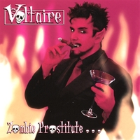 Voltaire | Zombie Prostitute and Other Ooky Spooky Hits (maxi-CD)