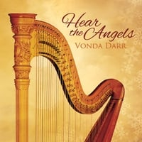 Vonda Darr | Hear the Angels: A Christmas Harp Collection