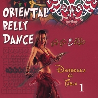 Wael El-mahallawy | Oriental Belly Dance Vol. 1 (darabouka & Tabal)