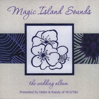 Waitiki | Magic Island Sounds: The Wedding Album