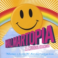 Andrew Rohn  and Catherine Capellaro | Walmartopia, The Musical
