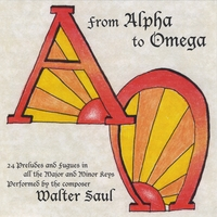Walter Saul | Alpha to Omega