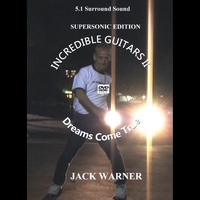 Jack Warner | Incredible Guitars II-Dreams Come True-Supersonic-5.1 DVD-Audio