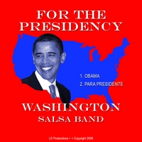 Washington Salsa Band | For The Presidency