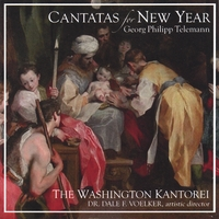 The Washington Kantorei | Cantatas For New Year