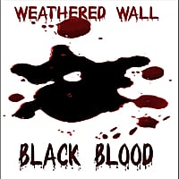 Weathered Wall | Black Blood