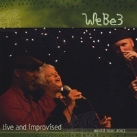 WeBe3 | Webe3 Live and Improvised