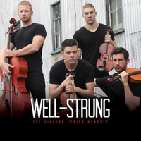 Well Strung | The Singing String Quartet