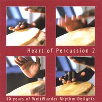 Various Artists | Heart of Percussion 2