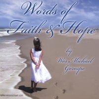 Wes Michael Gorospe | Words of Faith and Hope
