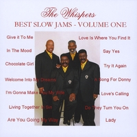 The Whispers | Best Slow Jams - Volume One