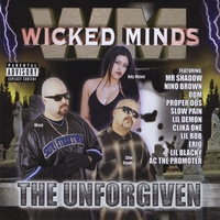 Wicked Minds | The Unforgiven