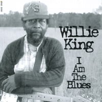 Willie King | I Am The Blues