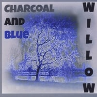 Willow | Charcoal and Blue
