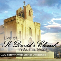 Will Taylor & Guy Forsyth | Live At St. David's Church Austin Texas