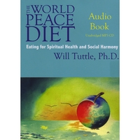 Dr. Will Tuttle | The World Peace Diet Audio Book