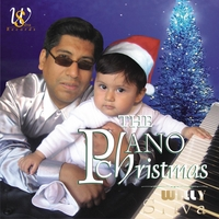Willy Silva | The Piano Christmas