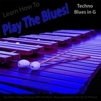 Windy Town Artists | Learn How to Play the Blues! (Techno Blues in the Key of G) [for Vibes, Marimba, and Vibraphone]