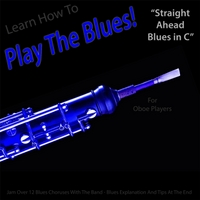 Windy Town Artists | Learn How to Play the Blues! (Straight Ahead Blues in C) [For Oboe Players]