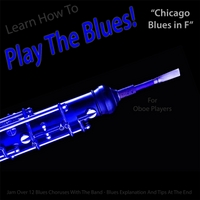 Windy Town Artists | Learn How to Play the Blues! (Chicago Blues in F) [for Oboe Players]