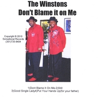 The Winstons | Don't Blame It On Me - EP