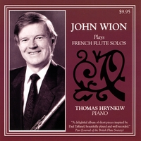 John Wion & Thomas Hrynkiv | John Wion Plays French Flute Solos