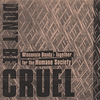 Wisconsin Bands | Don't Be Cruel