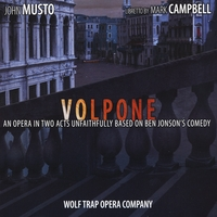 Wolf Trap Opera Company | Volpone (Double Cd)
