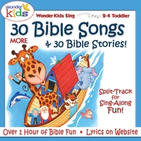 The Wonder Kids | 30 More Bible Songs & Stories (Featuring Kay Dekalb Smith)