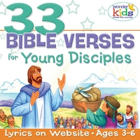 The Wonder Kids | 33 Bible Verses for Young Disciples