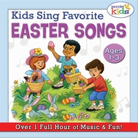 The Wonder Kids | Kids Sing Favorite Easter Songs