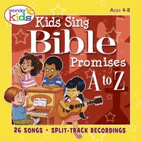 The Wonder Kids | Kids Sing Bible Promises A to Z