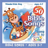 The Wonder Kids | Top 50 Bible Songs