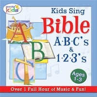The Wonder Kids | Kids Sing Bible ABCs and 123s