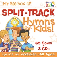 The Wonder Kids | My Big Box of Split Track Hymns for Kids