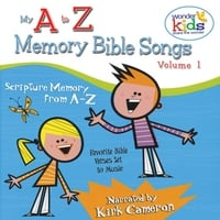 The Wonder Kids | The A to Z Memory Bible with Kirk Cameron, Vol. 1
