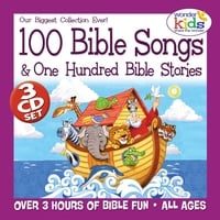 The Wonder Kids | 100 Bible Songs & 100 Bible Stories
