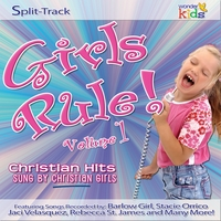 The Wonder Kids | Girlz Rule, Volume 1